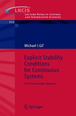 Abbildung von Gil   Explicit Stability Conditions for Continuous Systems   2005