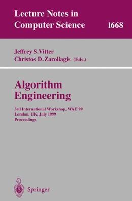 Abbildung von Vitter / Zaroliagis | Algorithm Engineering | 1999 | 3rd International Workshop, WA... | 1668