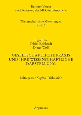 Abbildung von Die historisch-kritische Edition von Marx' 'Kapital' in deutsch-japanisch-russischer Forschungskooperation | 2008 | 6