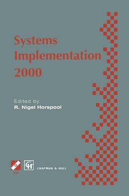 Abbildung von Horspool | Systems Implementation 2000 | 1998