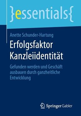 Abbildung von Schunder-Hartung | Erfolgsfaktor Kanzleiidentität | 1. Auflage | 2020 | beck-shop.de