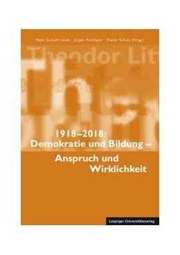 Abbildung von Gutjahr-Löser / Ronthaler | Demokratie und Bildung - Anspruch und Wirklichkeit | 1. Auflage | 2019 | beck-shop.de