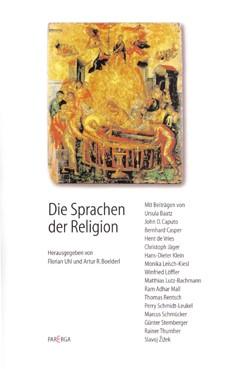Abbildung von Uhl / Boelderl | Sprachen der Religion | 2003