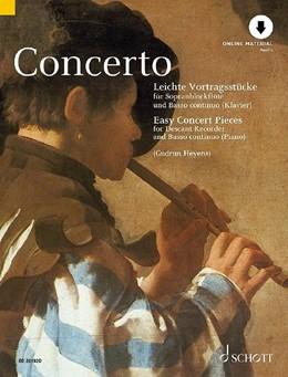 Abbildung von Heyens | Concerto | 1. Auflage | 2020 | beck-shop.de