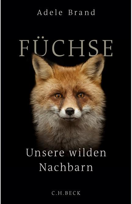 Cover: Adele Brand, Füchse