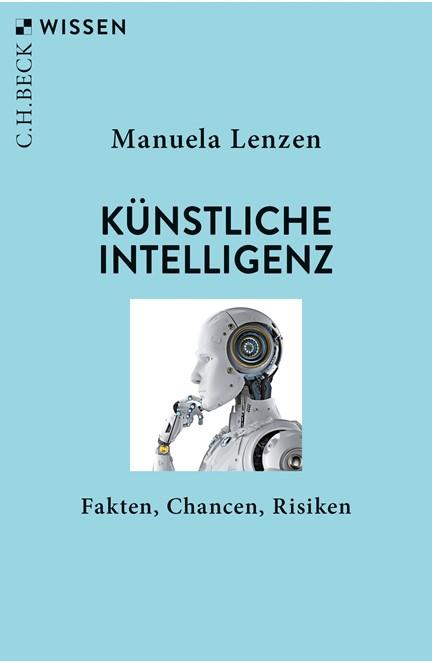Cover: Manuela Lenzen, Künstliche Intelligenz