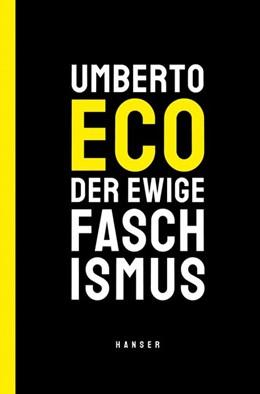 Abbildung von Eco | Der ewige Faschismus | 1. Auflage | 2020 | beck-shop.de