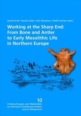 Abbildung von Hartz / Meadows   Working at the Sharp End:   1. Auflage   2020   beck-shop.de