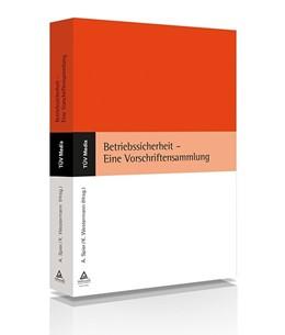 Abbildung von Spier / Westermann | Betriebssicherheit - Eine Vorschriftensammlung | 16. Auflage | 2019