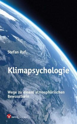 Abbildung von Ruf   Klimapsychologie   1. Auflage   2019   beck-shop.de