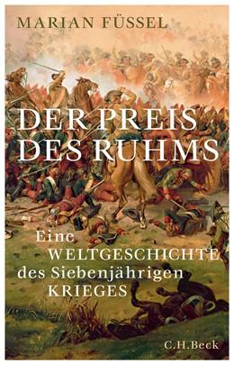 Abbildung von Füssel   Der Preis des Ruhms   2019   Eine Weltgeschichte des Sieben...