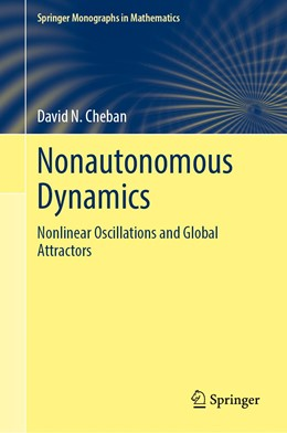 Abbildung von Cheban | Nonautonomous Dynamics | 1st ed. 2020 | 2020 | Nonlinear Oscillations and Glo...