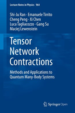 Abbildung von Ran / Tirrito / Peng | Tensor Network Contractions | 1st ed. 2020 | 2020 | Methods and Applications to Qu... | 964