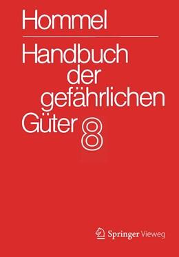 Abbildung von Holzhäuser   Handbuch der gefährlichen Güter. Band 8: Merkblätter 2967-3331   2019