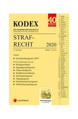Abbildung von Doralt   KODEX Strafrecht 2020   51. Auflage   2019