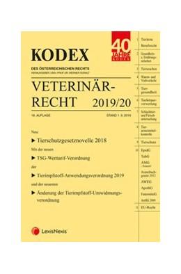 Abbildung von Doralt | KODEX Veterinärrecht 2019 | 18. Auflage | 2019