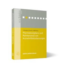 Abbildung von Sickmüller / Thurisch | Pharmakovigilanz und Maintenance von Arzneimittelzulassungen | 1. Auflage | 2020 | beck-shop.de