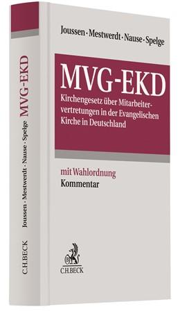 Abbildung von Joussen / Mestwerdt   MVG-EKD   1. Auflage   2020   beck-shop.de