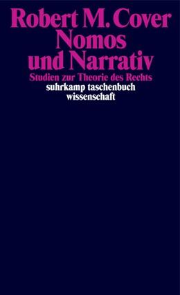 Abbildung von Cover   Nomos und Narrativ   1. Auflage   2022   beck-shop.de