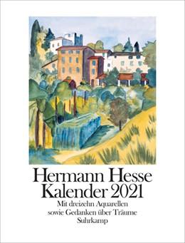Abbildung von Hesse | Hermann Hesse Kalender 2021 | 2020 | Mit dreizehn Aquarellen des Di...