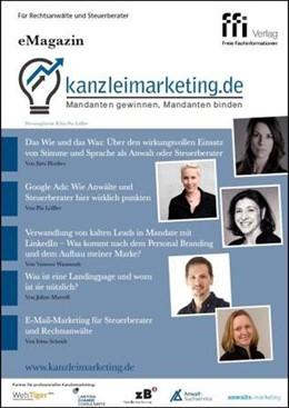 Abbildung von eMagazin kanzleimarketing.de   2019   Mandanten gewinnen, Mandanten ...