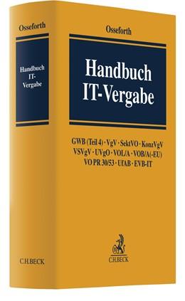 Abbildung von Osseforth | IT-Vergabe Handbuch | 1. Auflage | 2021 | beck-shop.de