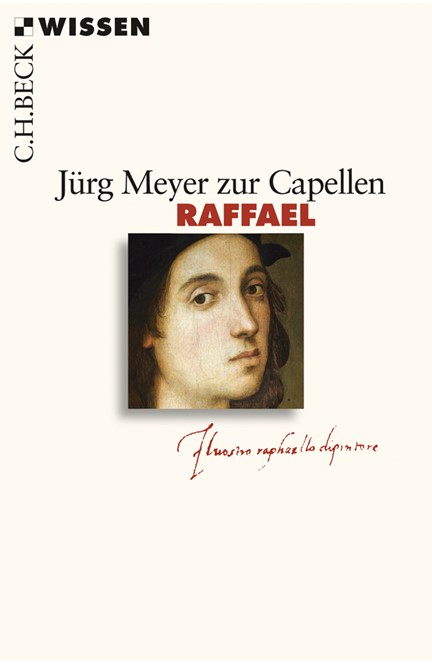 Cover: Jürg Meyer zur Capellen, Raffael