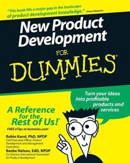 Abbildung von Karol / Nelson | New Product Development For Dummies | 2007