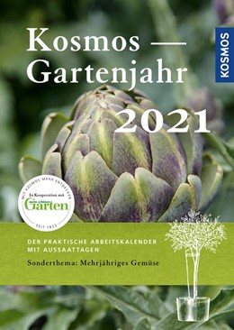 Abbildung von Mayer | Kosmos Gartenjahr 2021 | 2020 | Der praktische Arbeitskalender...
