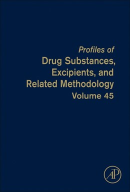 Abbildung von Brittain | Profiles of Drug Substances, Excipients, and Related Methodology | 2020 | 45
