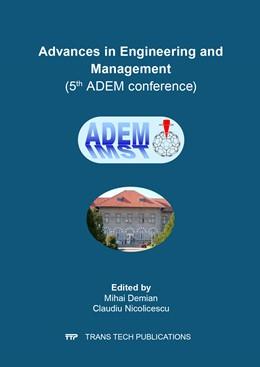 Abbildung von Demian / Nicolicescu | Advanced Engineering Forum Vol. 34 | 1. Auflage | 2019 | Volume 34 | beck-shop.de