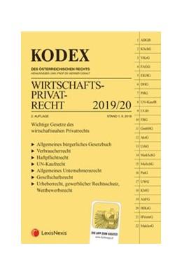 Abbildung von Doralt | KODEX Wirtschaftsprivatrecht 2019/20 | 2. Auflage | 2019