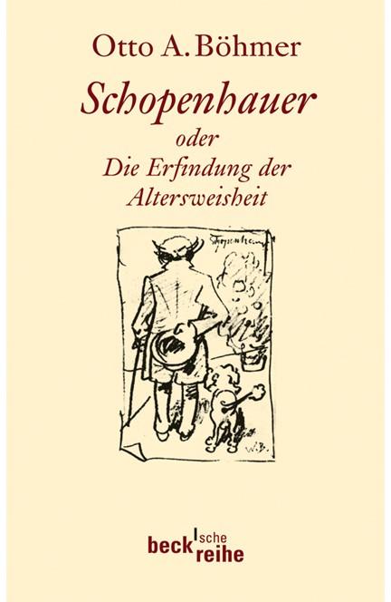Cover: Otto A. Böhmer, Schopenhauer