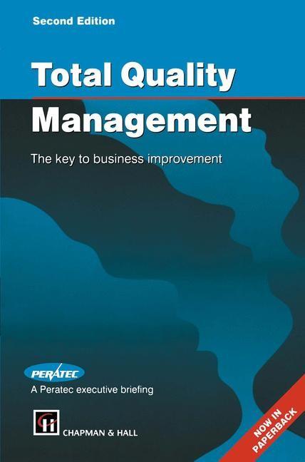 Abbildung von Peratec Ltd   Total Quality Management   1994