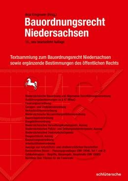 Abbildung von Krogmann | Bauordnungsrecht Niedersachsen | 15. Auflage | 2019 | beck-shop.de