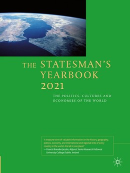 Abbildung von Palgrave Macmillan   The Statesman's Yearbook 2021   1. Auflage   2020   beck-shop.de