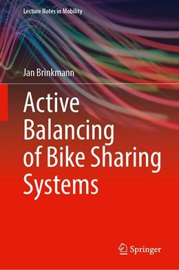 Abbildung von Brinkmann | Active Balancing of Bike Sharing Systems | 1st ed. 2020 | 2020