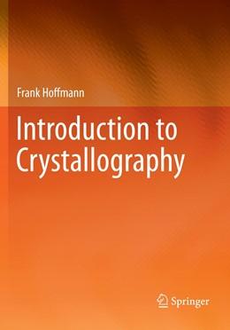 Abbildung von Hoffmann   Introduction to Crystallography   1. Auflage   2020   beck-shop.de
