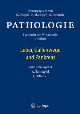 Abbildung von Tannapfel / Klöppel | Pathologie | 3. Aufl. 2020 | 2020 | Leber, Gallenwege und Pankreas