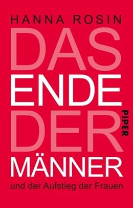 Abbildung von Rosin | Das Ende der Männer | 2. Auflage | 2020 | beck-shop.de