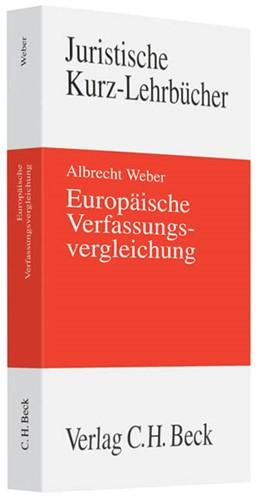 Abbildung von Weber | Europäische Verfassungsvergleichung | 2010