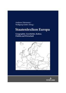 Abbildung von Dittmann / Gieler | Staatenlexikon Europa | 1. Auflage | 2019 | beck-shop.de