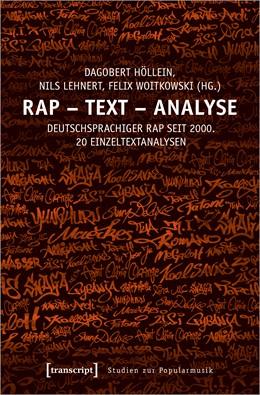 Abbildung von Höllein / Lehnert   Rap - Text - Analyse   1. Auflage   2020   beck-shop.de