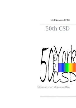Abbildung von Dinter | 50th CSD | 2019 | 50th anniversary of Stonewall ...