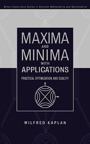 Abbildung von Kaplan | Maxima and Minima with Applications | 1998
