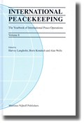 Abbildung von International Peacekeeping: The Yearbook of International Peace Operations | 2003