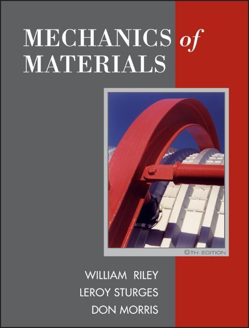 Abbildung von Riley / Sturges / Morris | Mechanics of Materials | 6. Auflage | 2006