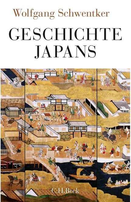 Cover: Wolfgang Schwentker, Geschichte Japans