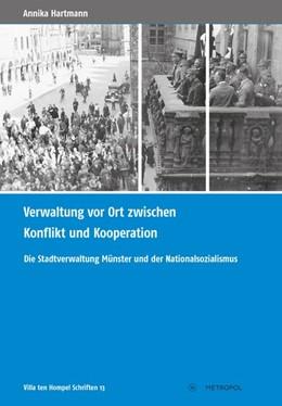 Abbildung von Hartmann | Verwaltung vor Ort zwischen Konflikt und Kooperation | 1. Auflage | 2019 | beck-shop.de