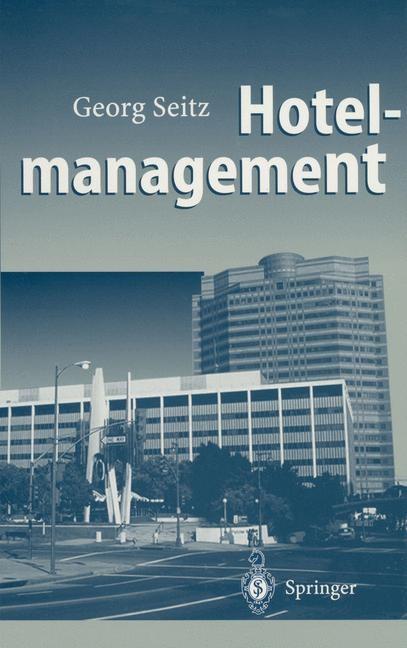 Abbildung von Seitz | Hotelmanagement | 1996